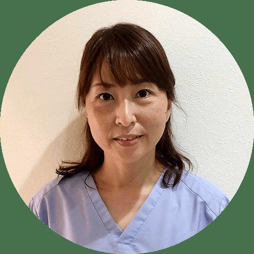 都島区、旭区の歯医者さん あかな歯科 大村亜希